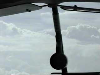 flying in IMC