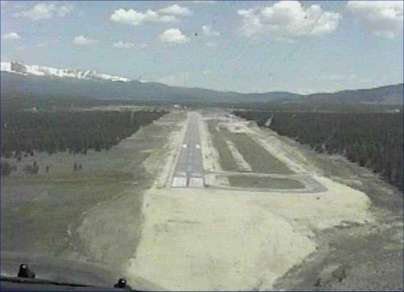 Leadville, Colorado airport