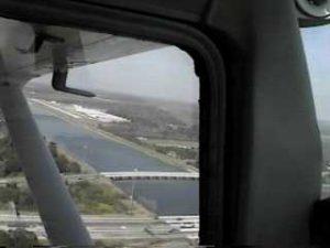 airplane on base airplane turning final